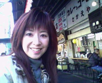 東京築地市場にて