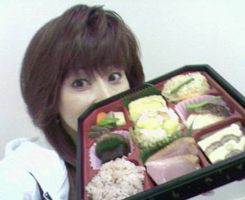 お昼だにゃ\(^O^)<br />  /