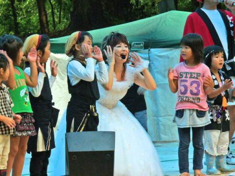 ありがとう(^^)<br />  千手祭り