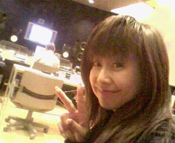 スタジオ〜♪