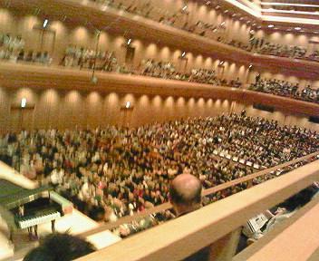 コンサート〜♪