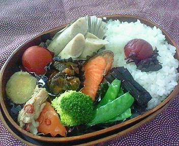 お弁当だす(^^)