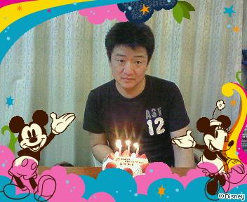 お誕生日ヽ(<br />  ´▽`)/