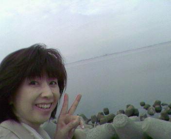 海〜〜〜☆